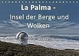 La Palma - Insel der Berge und Wolken (Tischkalender 2020 DIN A5 quer): La Palma, Kanarische Inseln, Monatskalender (Monatskalender, 14 Seiten ) (CALVENDO Natur) -