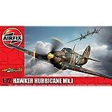 Airfix 1: 72 Scale Hawker Hurricane MK1 Model Kit
