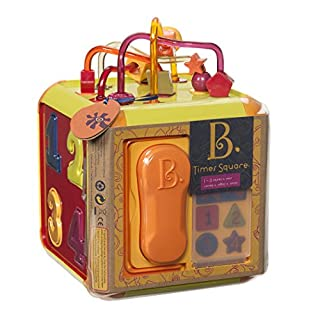 B Times Square Cube Toy (B002YIOA98) | Amazon price tracker / tracking, Amazon price history charts, Amazon price watches, Amazon price drop alerts