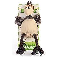 """chiwava Pet Squeak Toy 11""""de perro de peluche de simulación Big Bird con cuerda cachorro Interactive Play"""