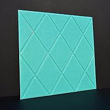 Amazon Fr 4 Murs Papiers Peints Bleu