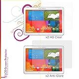 Best Note 4 Protections d'écran i-Blason Galaxy - 'rooCASE Étui Samsung Galaxy Tab Pro 12.2/Note Pro Review