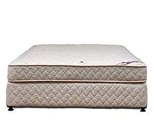 Shobha Restoplus Alfa Premium 8-inch Queen Size Spring Mattress (Cream, 78x60x8)