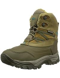 Hi-Tec Snow Peak 200 WP W' - Trekking y botas de trekking y senderismo zapatos, color Marrón, talla 40 EU (7 Damen UK)