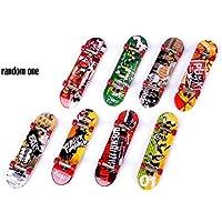 1Pc Mini Finger Skateboard Kit Toy by Fancyus