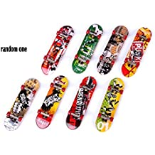 1Pc Mini Finger Skateboard Kit Toy by Fancyus
