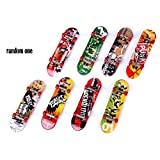 1Pc Mini Finger Skateboard Kit Toy
