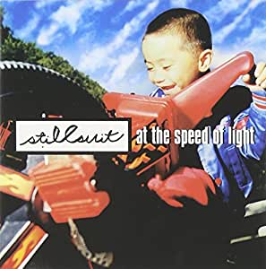 Stillsuit At The Speed Of Light