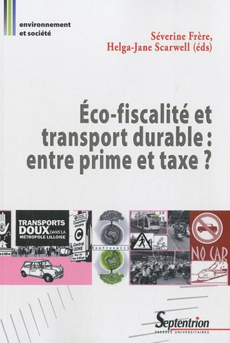Eco-fiscalit et transport durable : entre prime et taxe ?
