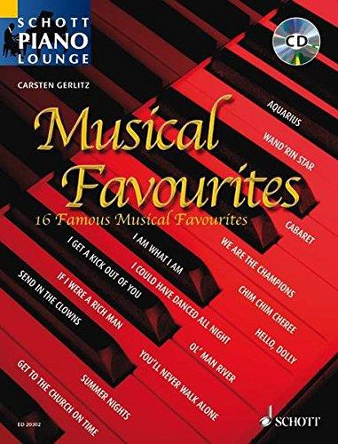 Musical Favorites (Piano) par Carsten Gerlitz