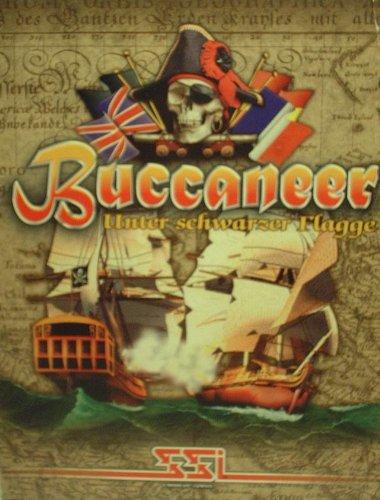 Buccaneer - Unter schwarzer Flagge - (Pirat Bucaneer)