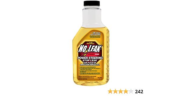 No Leak 20301 Power Steering Stop Leak Auto