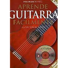 BARBA - Aprende a Tocar la Guitarra Facilmente 1º (Metodo) (Inc.CD)