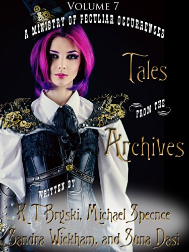Tales from the Archives: Volume 7 steampunk buy now online