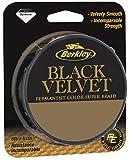 Berkley Black Velvet 0.10mm 110m, Schwarz, S