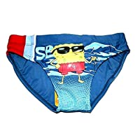 STOR S.L. Spongebob Swimming Trunks Blue Size 110 - 140 - Blue - 10 Years
