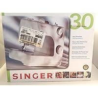 SINGER 8280 - Máquina de coser (Máquina de coser automática, Blanco, Costura,