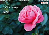 Edle Rosen (Wandkalender 2018 DIN A3 quer): Edelrosen mit ihren Namen und Züchtern (Monatskalender, 14 Seiten ) (CALVENDO Natur) [Kalender] [Apr 01, 2017] Rohwer, Klaus