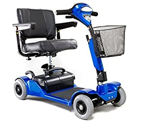 Sunrise Medical Sterling Little Gem 2 Class 2 Mobility Scooter - Blue