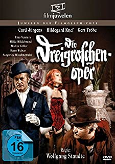 Die Dreigroschenoper (Filmjuwelen)