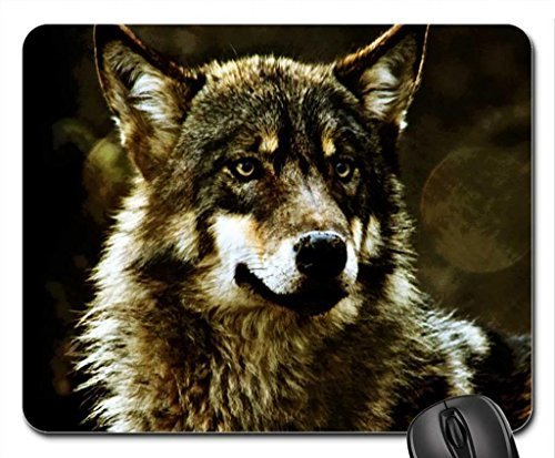 Forest Of Wolves Mouse Pad, Mousepad