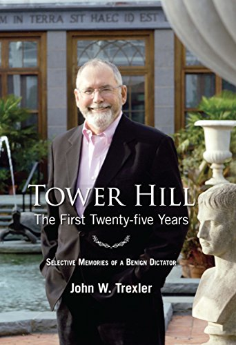 Tower Hill: The first Twenty-Five Years (English Edition) Botanic Garden Tower