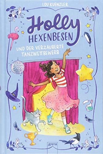 olly Hexenbesen und der verzauberte Tanzwettbewerb: Holly Hexenbesen (4) ()