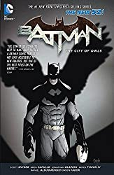 Batman Vol. 2: The City of Owls (The New 52)