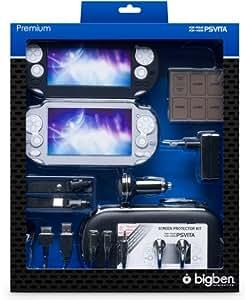 Pack d'accessoires premium pour PS Vita