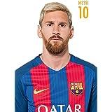 Grupo Erik Editores FC Barcelona Messi - Postal 2016/2017