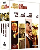 Coffret Jean Gabin 4 DVD - Vol. 1 : Le Soleil des voyous / Le Jardinier d'Argenteuil / Chiens perdus sans collier / Le Chat