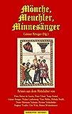 Mönche, Meuchler, Minnesänger: Krimis aus dem Mittelalter (EDITION AGLAIA / Historische Romane)