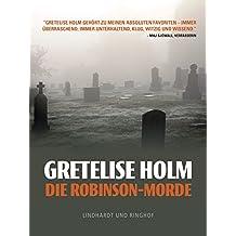 Die Robinson-Morde (Karin Sommer 2)