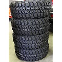 4x Federal Couragia M/T 33x 12.50R20114Q M + S Offroad pneumatici
