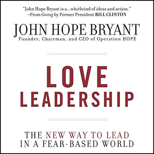 Love Leadership  Audiolibri
