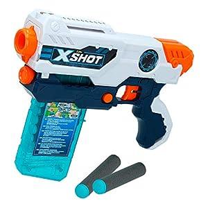 X-Shot- Pistola Excel Hurricane (ColorBaby 44764)