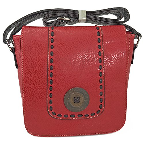 YourDezire - Sacchetto donna Red