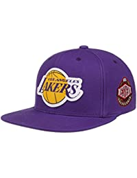 Mitchell   Ness Cappellino Grass Lakers baseball cap snapback 77f0c7a16059