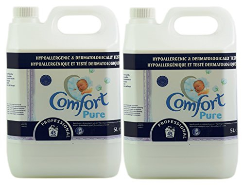 2x-comfort-pure-5l-professional-fabric-conditioner-90-washes