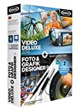 MAGIX Video Deluxe 2014 + Foto und Grafik Designer 9