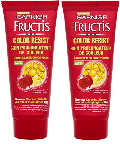 Garnier - Fructis Color Resist - Soin prolongateur de couleur Lot de 2