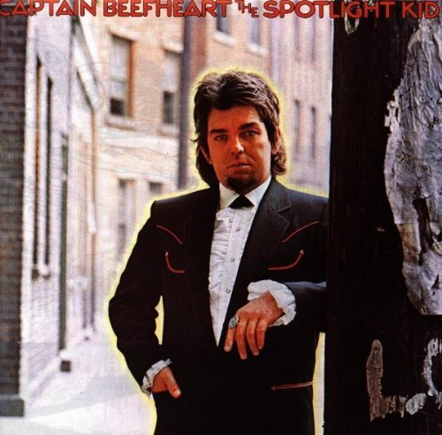 The Spotlight Kid/Clear Spot by Captain Beefheart And The Magic Band (1990-12-07)