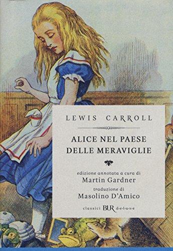 Alice nel paese delle meraviglie-Attraverso lo specchio e quello che Alice vi trov. Ediz. illustrata