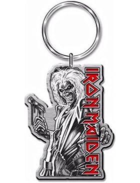 Iron Maiden Dead llavero personalizada