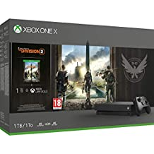 Xbox One X 1TB Console - Tom Clancy's The Division 2 Bundle (Xbox One)