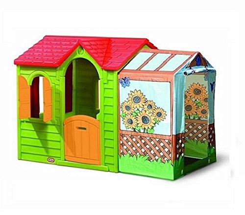 Little Tikes 490A00060 - Spielhaus Fantasia - Grn