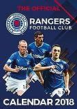 Glasgow Rangers F.C Official 2018 Calendar - A3 Poster Format Calendar