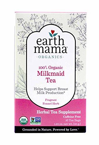 Earth Mama Angel Baby Organic Milkmaid Nursing...