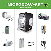 Growset Dark Box Serie DBL60 ESL 125 Watt (85W) Blüte Komplettset Set Growbox