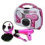 Mädchen Batteriebetriebene Hair Styler Set Carry Case